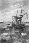 """Polarskuta """"Alaska""""  - skipet til """"Erik"""" fra romanfortellingen"""