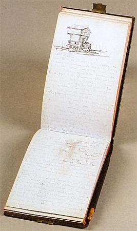 Jules Vernes dagbok fra Norge-reisen