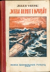 """verdensomseiling"" - Kavbåt (ubåt) Norsk barneblads forlag, 1943"