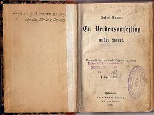 """""""verdensomseiling"""" - A. Schou, 1872"""