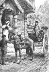 """""""Loddseddelen"""" - Verdshuset på Dale (Rjukan) Paris 1886"""
