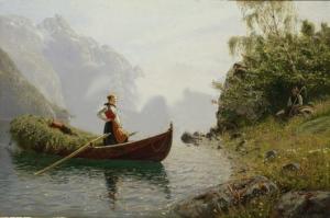 Hans Dahl, 1849-1937