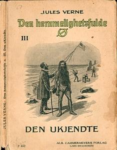 Den Hemmelighetsfulde ø - Cammermeyer 1918