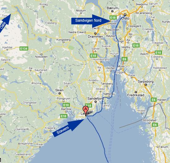 kart stavern Dagbok | Jules Verne i Norge kart stavern