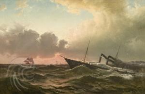 DS_KronprindsesseLouise_1856-71_Nmaritim museum
