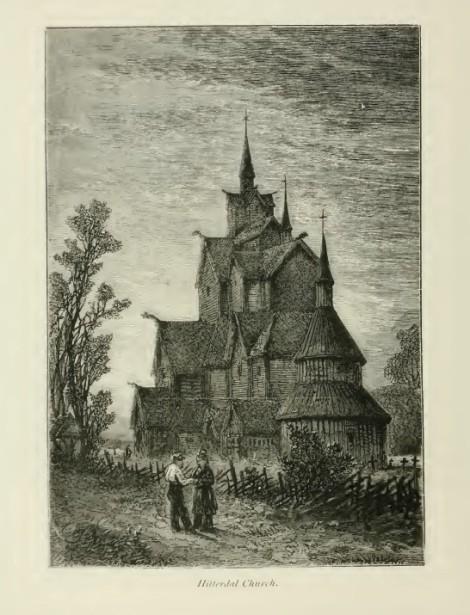 RobertTaylorPritchett1879_Hitterdalstavkirke