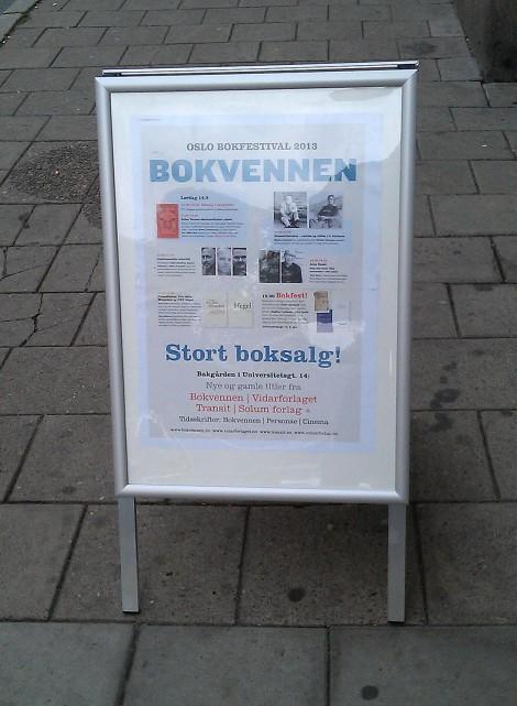 OslolBokfestival2013_Bokvennen