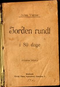 """""""Avisens"""" Føljeton, Kristiania 1897(?) - Nicolai Olsens bogtrykkeri [bror av Olaf Norli]"""