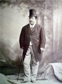 Knut Tivander ca.1877