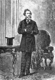 Phileas Fogg - ill. Hetzel utg.1872